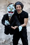 Pierluigi Cassano, Rod in 'Avenue Q'